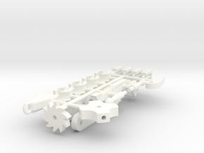 ROMAN SCORPIO 2.2  in White Processed Versatile Plastic