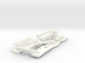 ROMAN SCORPIO 2.1  in White Processed Versatile Plastic