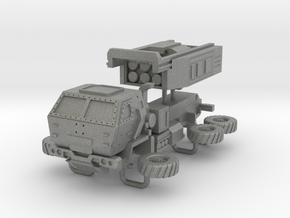 M142 HIMARS Scale: 1:87 in Gray PA12