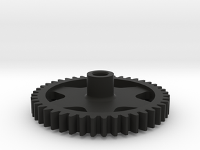 HPI A444 44 tooth spur gear nitro rs4 single speed in Black Natural Versatile Plastic