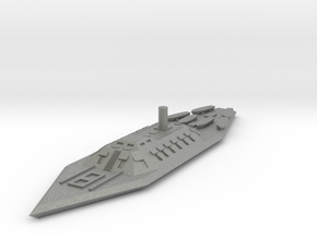 1/600 CSS Mississippi  in Gray Professional Plastic
