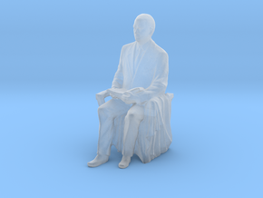 Printle C Homme 1687 - 1/72 - wob in Smooth Fine Detail Plastic