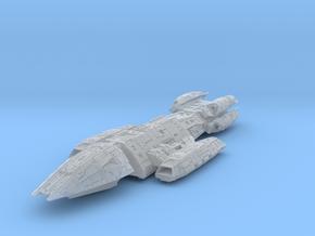 BattleStar  Valkyrie in Smooth Fine Detail Plastic