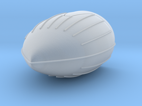 Forward dome for the Nimrod AEW system in Smooth Fine Detail Plastic