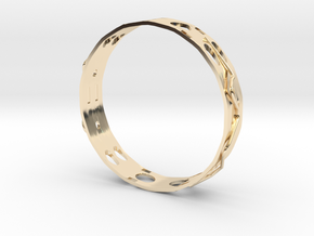Gold Ring in 14K Yellow Gold