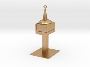 Space Needle in Natural Bronze