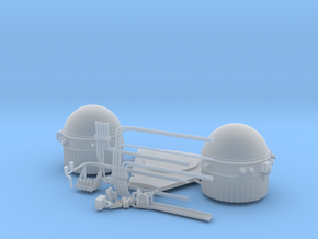 SM hydrogen tanks in Smooth Fine Detail Plastic