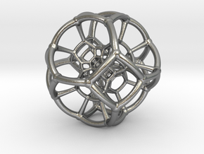 Coxeter Polytope in Natural Silver