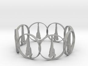 6 ring in Aluminum