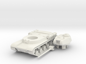 1/100 IS-1 in White Natural Versatile Plastic