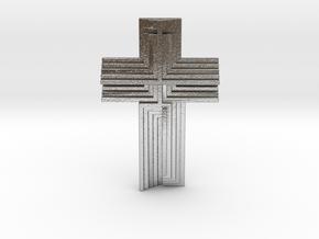Scarpa Cross in Natural Silver
