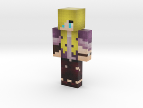 Emmalynn | Minecraft toy in Natural Full Color Sandstone