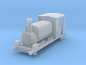 b-76fs-north-sunderland-mw-bamburgh-loco in Smooth Fine Detail Plastic