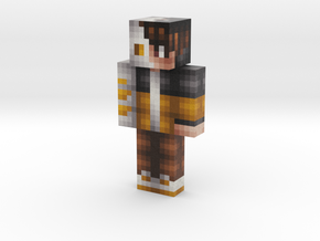 FlawzTV | Minecraft toy in Natural Full Color Sandstone