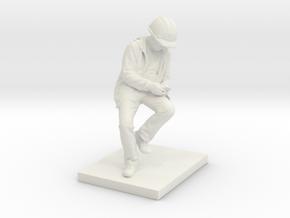 Printle C Homme 1672 - 1/24 in White Natural Versatile Plastic
