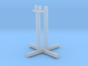 1/144 DKM Schnellboot Bow Bollard Set in Smooth Fine Detail Plastic