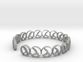size 6 18.11 mm ring (1) in Aluminum
