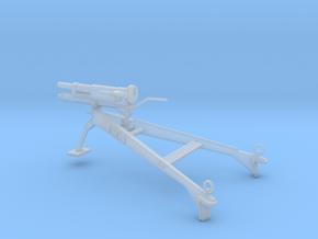 1/35 Scale 37mm M1916 Gun in Smooth Fine Detail Plastic