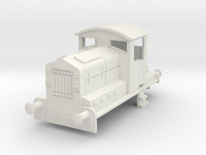 b-100-north-sunderland-aw-the-lady-armstrong-loco in White Natural Versatile Plastic
