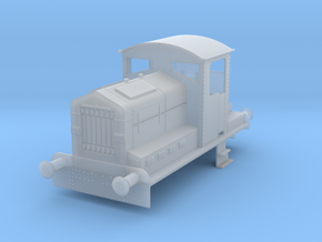 b87fs-north-sunderland-aw-the-lady-armstrong-loco in Smooth Fine Detail Plastic