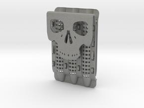 Pocket Protector of Doom in Gray PA12