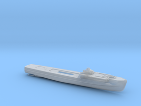 1/144 DKM Schnellboot S100 Hull  in Smooth Fine Detail Plastic