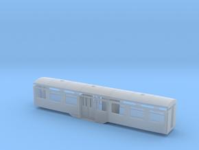 SBB Brünig A 111-112 in Smooth Fine Detail Plastic: 1:150