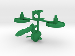 Acroyear Air Patrol Kreon Kit in Green Processed Versatile Plastic