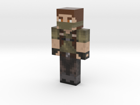 andy_wallet | Minecraft toy in Natural Full Color Sandstone