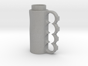 Brass Knuckle in Aluminum