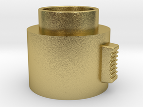 Switch Activator in Natural Brass