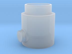 Knob Activator in Smooth Fine Detail Plastic