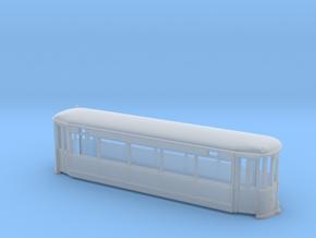 Beiwagen 891-892 Rheinbahn ex NBM, Gehäuse in Smooth Fine Detail Plastic