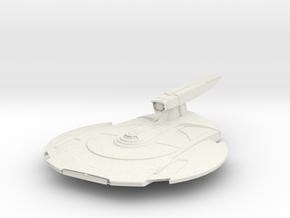 Federation Nalson Class C in White Natural Versatile Plastic