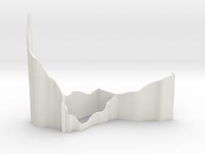 Jungfrau Normalroute xX (Normal Route) in White Natural Versatile Plastic