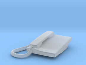 Printle Thing Telephone 02 - 1/24 in Smooth Fine Detail Plastic