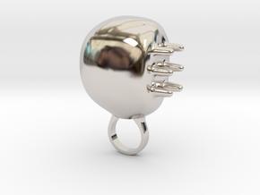 Prosnoto - Bjou Designs in Rhodium Plated Brass
