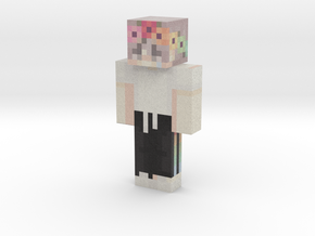 BZ_GOLDEN | Minecraft toy in Natural Full Color Sandstone