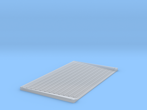 HO scale 12 foot wide ramp in Smoothest Fine Detail Plastic