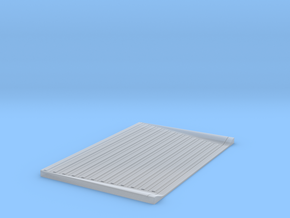 HO scale 10 foot wide ramp in Smoothest Fine Detail Plastic