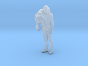 Printle C Couple 177 - 1/48 - wob in Smooth Fine Detail Plastic