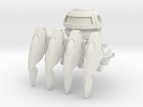 Nektann Drone kit in White Natural Versatile Plastic