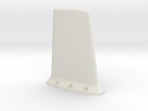 Vario UH-1 Antena UHF/VHF 1/7 in White Natural Versatile Plastic