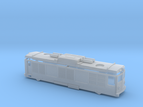 RhB Gem 4/4 in Smooth Fine Detail Plastic: 1:120 - TT