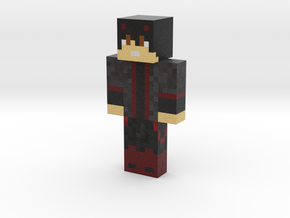 Milouuuu | Minecraft toy in Natural Full Color Sandstone