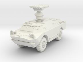 BRDM 2 AT Spandrel scale 1/87 in White Natural Versatile Plastic
