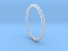 wire ring size 9.5 in Smoothest Fine Detail Plastic