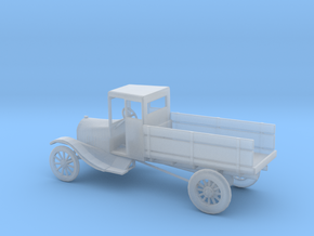 1/100 Scale Model T Open Truck in Smooth Fine Detail Plastic