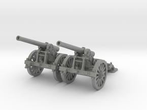 1/87 De Bange cannon in Gray Professional Plastic