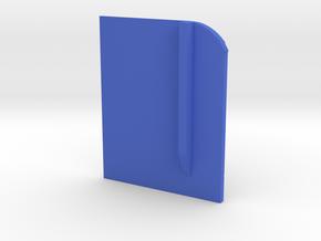 ASCU-BD-05_R2 in Blue Processed Versatile Plastic